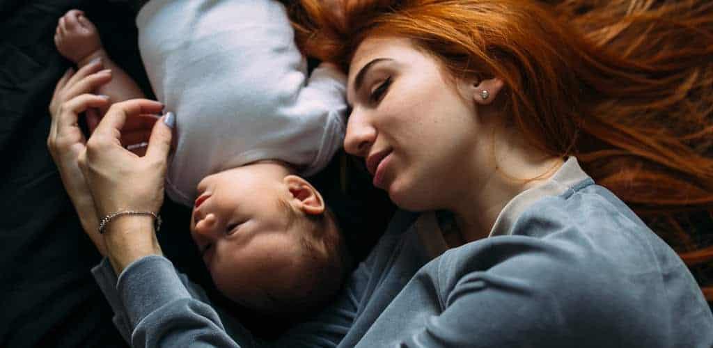Ajudando a acalmar o bebê