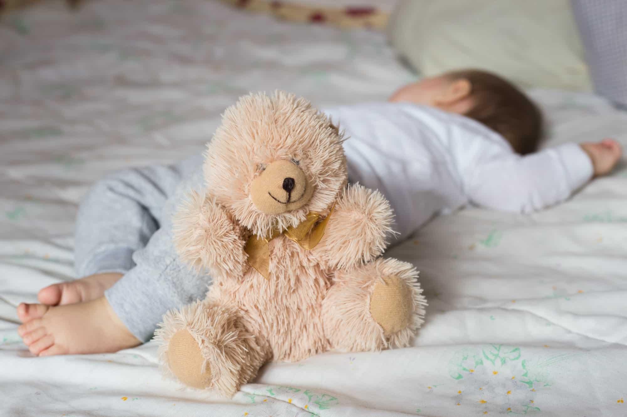 O sono na primeira infância: porque é tão importante dormir?