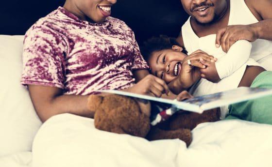 As 5 linguagens do amor para famílias mais felizes