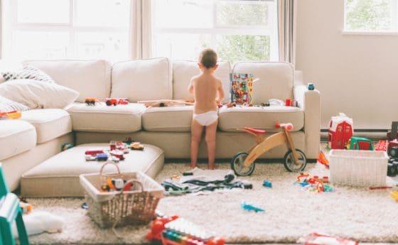 Rodízio de brinquedos: como e por que fazer?