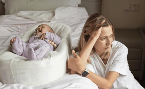 A sobrecarga materna e a fadiga das decisões